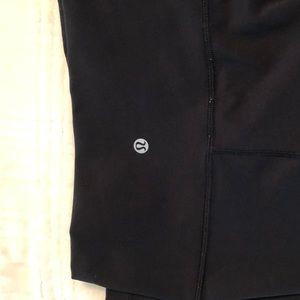 Black size 2 Lulalemon leggings